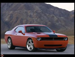 Plymouth Barracuda Concept by pacee