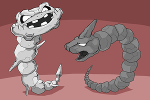 The Onix Family by Zerochan923600