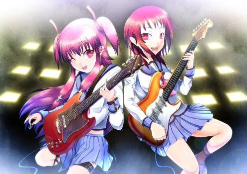 Angel Beats4 by Sai-caster