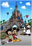 Spending time with Mickey Mouse by Jamesf5