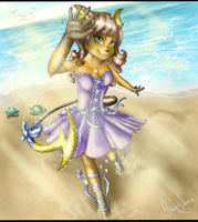 Ibara by SweetLhuna