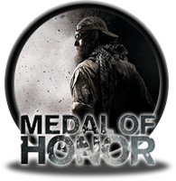 Medal of Honor Button by GAMEKRIBzombie