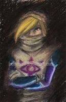 "Sheik ""Dark"" by Hekikuu"