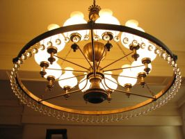Chandelier. by gerald-the-mouse3