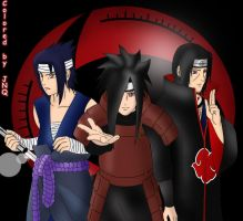 Uchiha Clan by JNQz1n