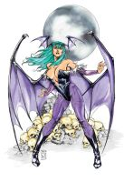 His Morrigan by aLeDeris
