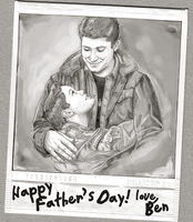 SPN: Father's Day by GI-Ace