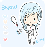 Snow by Pikachukyol