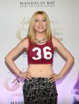 Jennette McCurdy belly button by bellybuttonfan