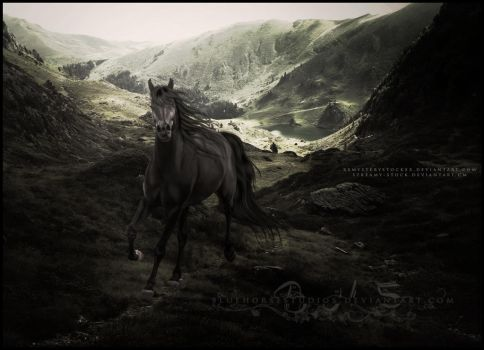 Outcast by BlueHorseStudios