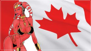 Happy Canada Day 2014 by SteelhavenStudio