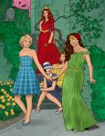 Ladies of Oz by rocketdave by Centurion030