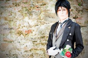 Sebastian Michaelis - Cosplay (2) by ghingi