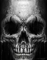 Just another skull by AtomiccircuS