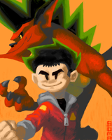 The American Dragon by Trainer-SOMA