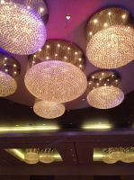 The ballroom chandeliers by SarcasticBoy95