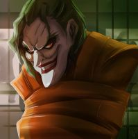 The Joker Fanart by shamcy