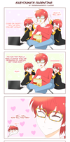 Saeyoung's Parenting by TrainerAshandRed35