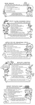 eclair express :: scratched recipe cards by visiface