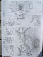 The Thief of Hogwarts [Part 1] by Alivewhenever
