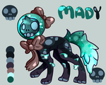 MADY Adoptable Closed by Fightdrone