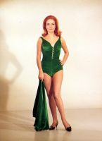 Karin Dor actress by slr1238