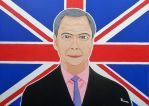 NIGEL FARAGE by wwwEAMONREILLYdotCOM