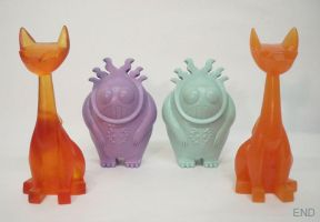Dragatomi Show Resins by Arthammer