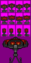 Virtual Boy, Mother 3 styled by Emilianomario