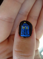 Doctor Who Nails - Sneak Peek by Totally-Tomboy
