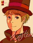 Color Sketch ~ Layton by FlanBow