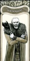 Jeor Mormont - A Song Of Ice And Fire by ETdecora
