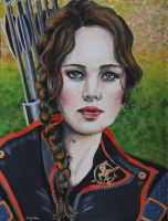 The victor of the 74th Hungergames by Librie
