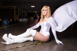 Emma Frost by Ailish01
