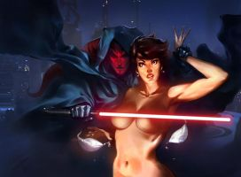 Ouch Sith by agnidevi