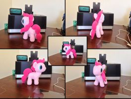 Pinke Pie Filly Multi-View by Blue-Shift-Recall