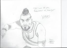 Vaas by LBFable