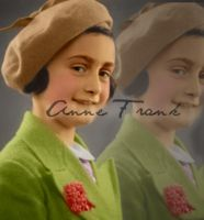 Anne Frank Wallpaper 2 by Livadialilacs