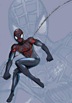 Miles Morales by Fivefooters