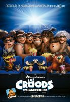 The Croods by MelySky