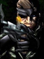 mgs 3 by SquallLeonhart245