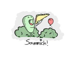 Sammich by the-skunk