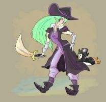 Pirate by sky665