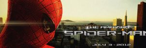 The amazing spider-man banner by agustin09