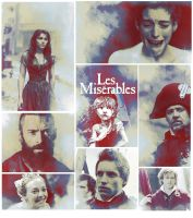 Les Miserables by sorryeyescansee
