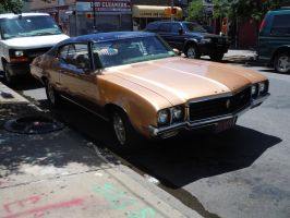 1970 Buick Skylark by Brooklyn47
