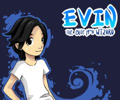 Evin the blue by Ask-Evin