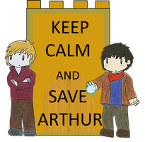 Save Arthur! by GoldenPhoenix75