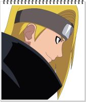Deidara by miss-pink-candy