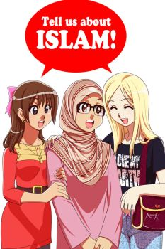 Tell us about ISLAM! by Nayzak